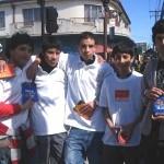 Capacitan a jóvenes de Leoncio Prado como líderes en la defensa de los derechos humanos