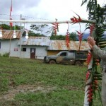 PDA y DEVIDA inauguran electrificación en comunidades de Lamas, en San Martín