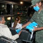 Estiman 149 muertes por gripe porcina en México y paralizan clases para evitar contagios