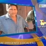 Dirigente cocalero cae en Tingo María trasladando insumos para droga