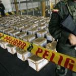 Policía de Colombia confisca 2,5 toneladas de cocaína valorizadas en US$ 75 millones con destino a México