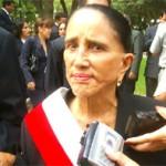 Ex presidenta regional de Huánuco desmiente información sobre su muerte