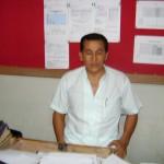 Flamante director del Centro de Salud de Aguaytía asumió funciones