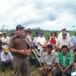 Destinan S/. 4 millones 700 mil nuevos soles para construcción de sistema de agua potable en Irazola