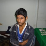 Efectivos del Frente Policial Huallaga capturaron a cinco asaltantes cuando atracaban bus de Transmar