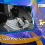 Asesinaron a la presidenta de la Asociación de Cocaleros de Aucayacu