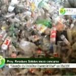 En el VRAE lanzaron campaña escolar de reciclaje de botellas plásticas