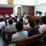 Audiencias en juicio contra 23 indígenas por caso Andoas pasarán a Corte de Loreto