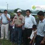 Construyendo Perú desarrollará obras de infraestructura en dos poblados del distrito cusqueño de Kimbiri