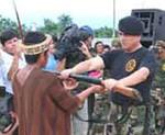 Comités de Autodefensa y mandos militares y policiales del VRAE esclarecerán posibles abusos a civiles