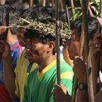 Comunidades nativas de Paoyan y Santa Rosa se oponen a parcelación de sus territorios por COFOPRI