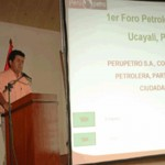 Realizan Foro Petrolero 2009 para dar a conocer capacidad de generación de petróleo en Ucayali