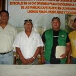 PDA y Cooperativa La Divisoria fortalecerán la competitividad de 458 productores de cafés especiales
