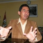 Alcalde de Huamanga advierte que recorte presupuestal generará despidos y atraso de obras