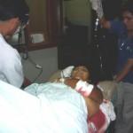 Asesinan de ocho balazos a la presidenta de la Asociación de Cocaleros de Aucayacu