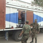 Incautan cinco toneladas de insumos químicos destinados a mafias del narcotráfico en el VRAE