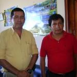 Jefe del Frente Policial VRAE estrechará lazos con alcaldes, líderes sociales y comités de autodefensa