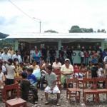 Importante junta vecinal de Aucayacu logró avances en erradicación de delincuencia