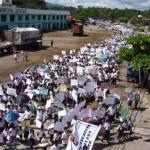 Marcha por la Paz de Tingo María es para demostrar el rechazo de la población hacia la violencia