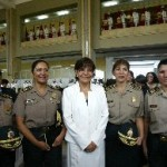 Designan a tres oficiales mujeres a cargo de comisarías de servicio básico en Lima