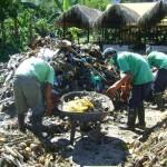 Planta de tratamiento de residuos sólidos de Pichari, en el VRAE, convierte la basura en abono orgánico