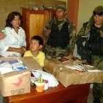 Policía Nacional ingresa a zona golpeada por remanentes senderistas