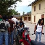 Estudiantes protestan por falta de docentes en Universidad Agraria de la Selva