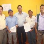 Impulsan programa de reparaciones colectivas para víctimas de la violencia política en Manantay