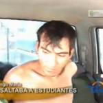 """Capturaron en Tingo María a peligroso asaltante """"Ronsoco"""""""