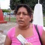 Arrecian las amenazas de muerte a dirigente cocalera Rosa Obregón