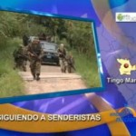 PNP ingresó a zona golpeada por remanentes senderistas en Huánuco