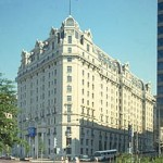 Lujoso y emblemático hotel Willard en Washington se vuelve ecológico