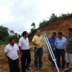 Inician construcción de obras de agua y desagüe en caserío de Mar de Plata del distrito de Irazola