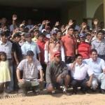 430 motocarristas informales recibieron sus licencias de conducir en Campo Verde