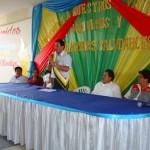Alcaldes de Áncash visitan Aucayacu para conocer la experiencia de Municipios y Comunidades Saludables