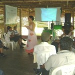 Realizan curso taller sobre Derechos Humanos en Aucayacu