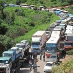 Junín pierde 25 millones de soles por bloqueos en Carretera Central