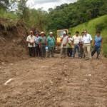 Construyen 13 kilómetros de carretera en Aucayacu con una inversión de 2 millones 800 mil soles