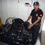Copiloto de ómnibus interprovincial dormía en colchón de coca prensada