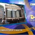 Mil galones de petróleo fueron incautados en pleno traslado de Tingo María a Tocache