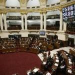Pleno del Congreso suspendió por 120 días a siete parlamentarios nacionalistas