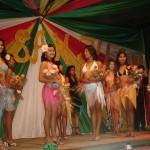 Bella adolescente fue elegida Señorita San Juan 2009 en Aucayacu