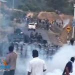 Violento desalojo en carretera Fernando Belaunde dejó 11 policías y 25 nativos muertos en Bagua