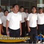 Jóvenes están en óptimas condiciones para postular a Escuela Policial de Tingo María