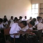 Continúa preparación intensiva en Escuela Prepolicial PNP-NAS
