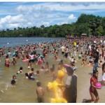 Estiman que 70% de turistas de Lima no irán a Fiesta de San Juan en Huánuco por paro en La Oroya
