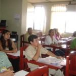 Capacitan en prevención y control del Sida a profesionales de salud de Aguaytía