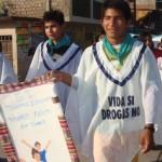 Mil jóvenes del VRAE se integrarán a las Coaliciones Comunitarias Antidrogas