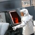 Policía Antidrogas incineró más de tres mil kilos de drogas en la DINOES
