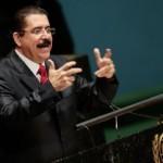 ONU exige la inmediata restitución de Manuel Zelaya en la presidencia de Honduras